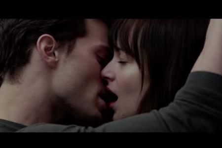 Fifty Shades of Grey, the most viewed trailer of 2014