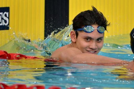 Schooling's success lifts Singapore's spirits