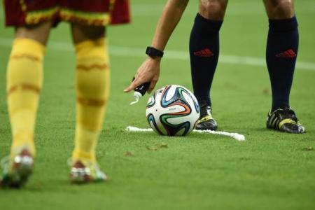 EPL to use vanishing spray for new season