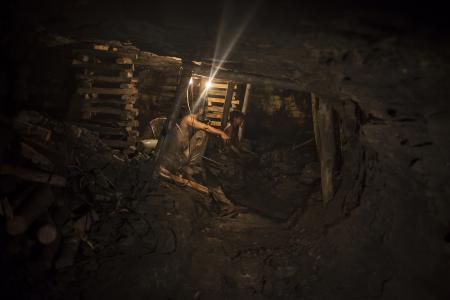 GALLERY: Coal mining in Punjab