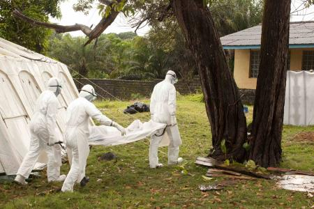 Asia and Europe on high alert amid Ebola outbreak