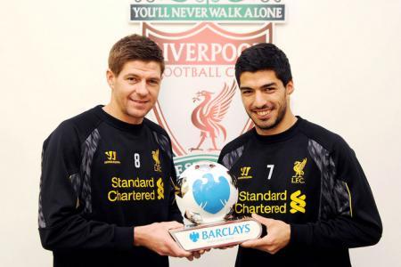 Gerrard: Suarez too good for Arsenal