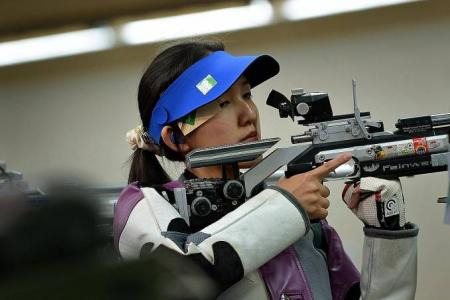 Shooting star Ser sets sight on Rio Olympics
