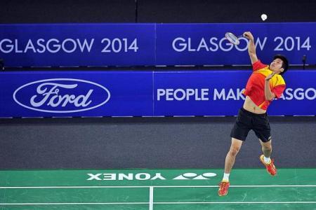Shuttler Wong moves into quarter-finals