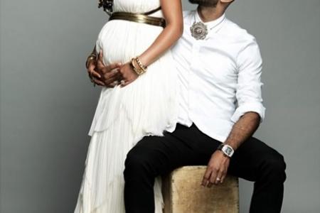 Alicia Keys pregnant with baby No. 2