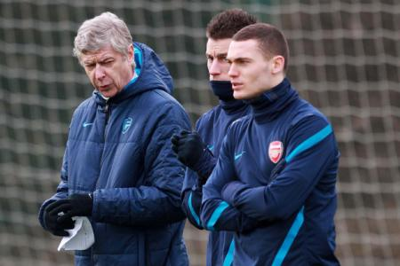 Transfers: Wenger admits Verm could go