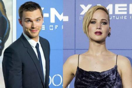 Split! Nicholas Hoult and Jennifer Lawrence break up ... again