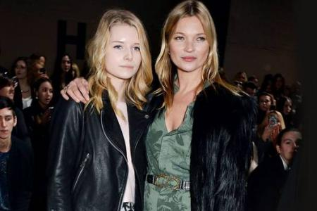 Kate and Lottie Moss to be first siblings on Vogue?