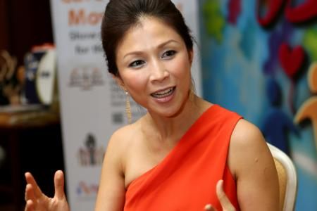 Wong Li Lin: I saw prostitutes and a fatal fight growing up