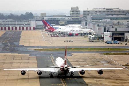 Ebola scare in UK as woman from Africa dies after landing at airport