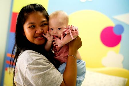 Australian parents of Gammy claim surrogacy clinic didn't tell them about boy