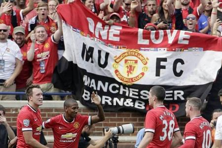 Van Gaal targets win over Liverpool