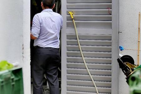 Elderly cleaner falls down lift shaft