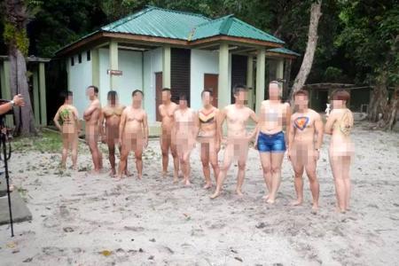 Video of 'nude games' on Penang beach creates social media storm