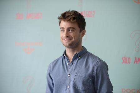 Spend a minute with Daniel Radcliffe