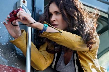 Megan Fox: I won't show my sons Transformers films