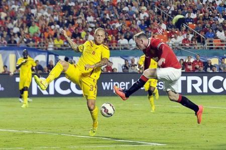 Van Gaal can spark Rooney