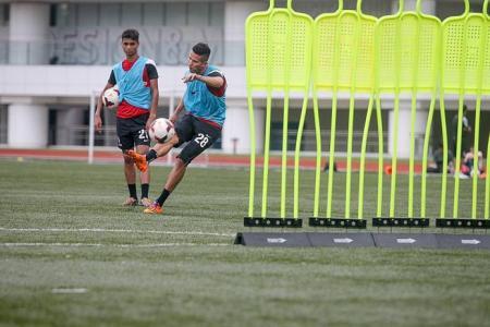 S'pore-M'sia friendly postponed: Teams drawn in same Suzuki Cup group