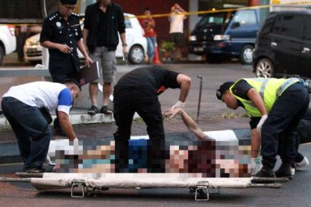 Two British medical students stabbed to death in M'sia