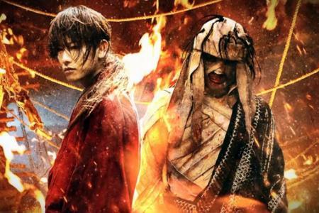 TNP Movie treats - Rurouni Kenshin: Kyoto Inferno
