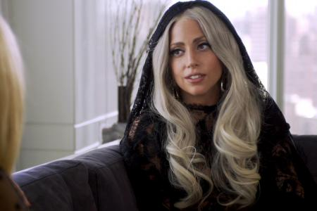 Lady Gaga in hospital for altitude sickness, posts selfie