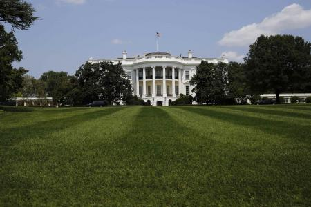 Toddler sets off White House security alarm