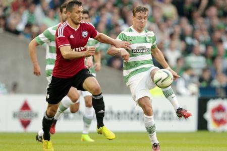 Bizarre mix-up hands Celtic Champions League lifeline