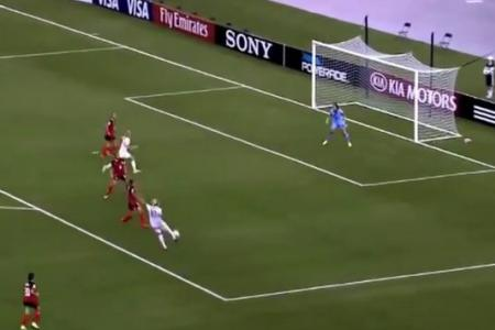 Watch the U-20 Women's World Cup goal that has everyone talking