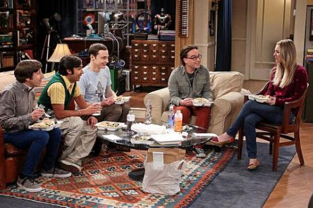 $1.25 million for The Big Bang Theory stars, highest salary since Friends