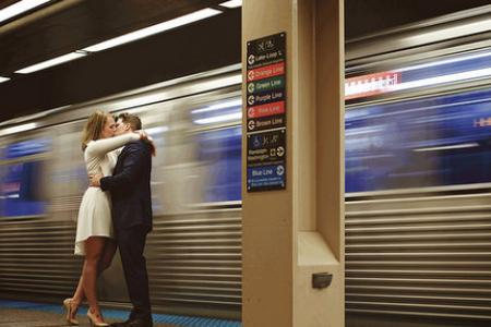 Are wedding gifs the next big thing? Check these out