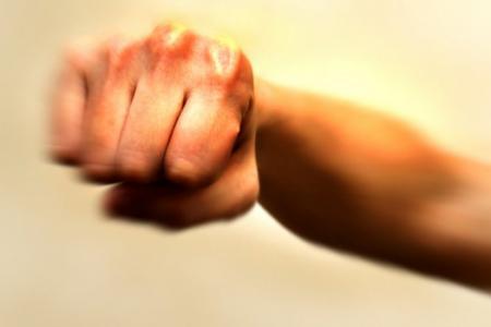 Unmasked on Facebook: He broke finger punching man & lied to get money