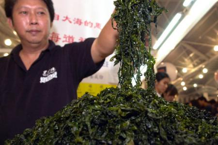 Want to get rich? Sell this treasure... seaweed