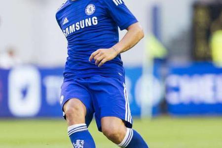 Jose: Cesc to fill Lampard void