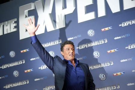 Judge orders websites to stop Expendables 3 film piracy