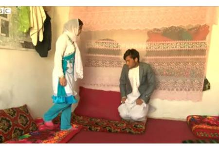 Afghanistan's Romeo and Juliet fear for their lives after eloping
