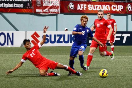 Lions to start Suzuki Cup defence against Thailand