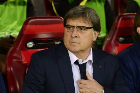 Martino takes over as Argentina manager