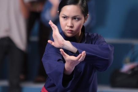 Bruneian newbie lands dream role in Yasmine