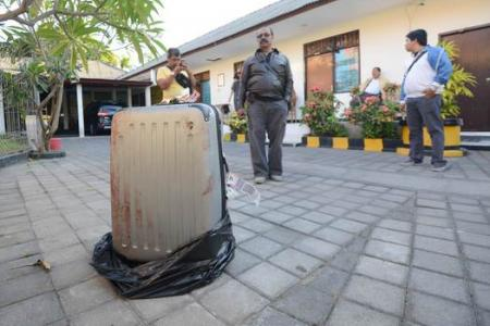 Body of US woman found in suitcase in Bali
