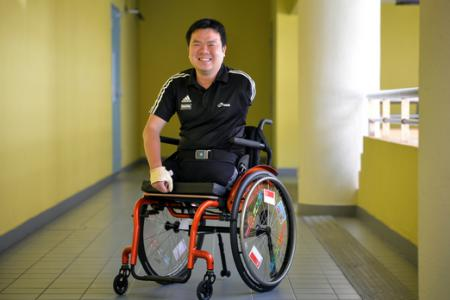 Arsene Wenger sends letter to amputee sailor Jason Chee