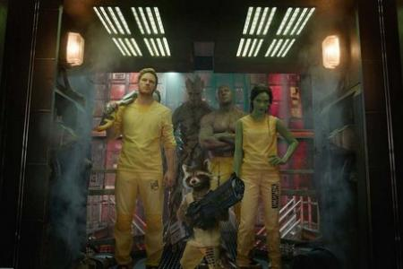 'Guardians of the Galaxy'  soundtrack tops music charts