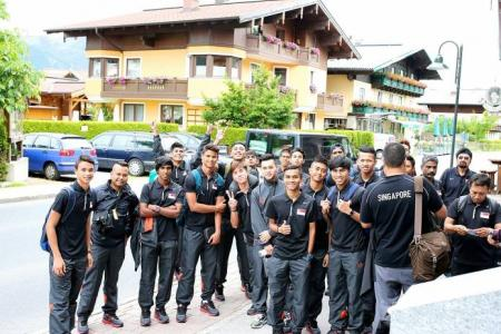 Footballers for Asiad after SNOC's U-turn