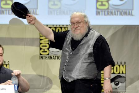 Fans have guessed George R.R. Martin's Game of Thrones ending