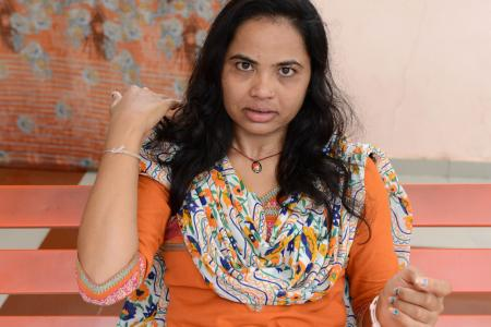 Indian woman identifies attackers after awaking from 10-month coma