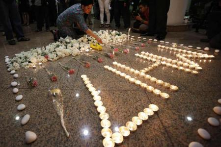 Aug 22 designated as day of mourning for MH17 victims
