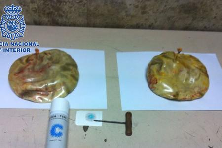 Venezuelan with cocaine breast implants arrested in Madrid