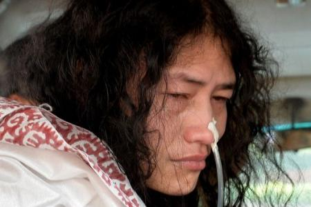 Woman on 14-year hunger strike freed from prison hospital