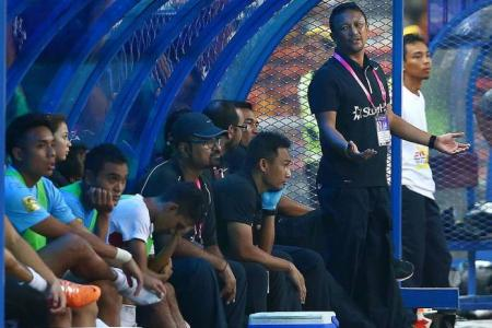 Fandi must answer for poor results