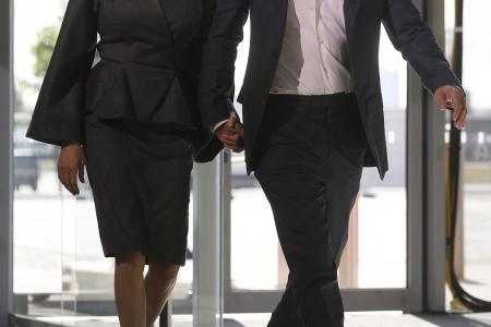 Angelina Jolie and Brad Pitt are finally married
