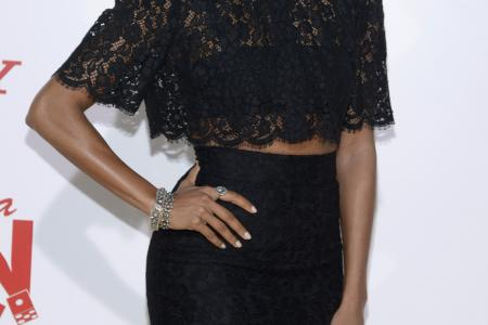 Gabrielle Union ties the knot